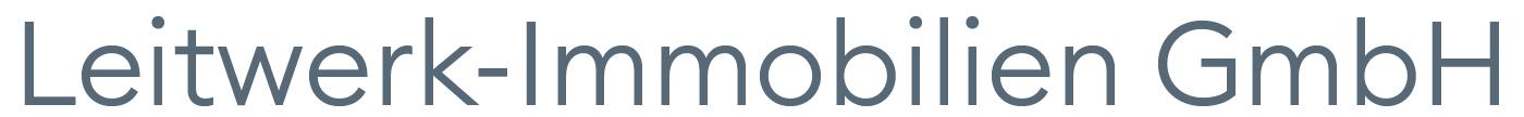 Leitwerk Immobilien GmbH Logo